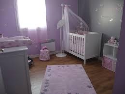 couleur de chambre violet chambre bébé et gris luxechambre fille violet avec couleur de