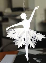 Easy White Christmas Decorations by 16 Diy White Christmas Decorations For The Home Ballerina