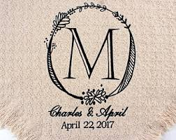 personalized wedding blankets personalized wedding throws and blankets custom embroidered