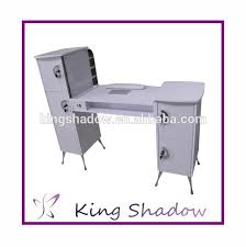 wholesale price nail salon table used beauty salon furniture for