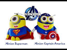 drawing minion captain america minion superman