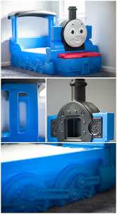 Thomas The Tank Engine Bed Thomas The Train Toddler Bed Cole Is Obsessed With Thomas I
