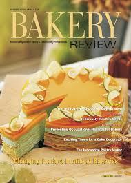 bakery review oct nov 2015 business magazine for bakery