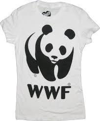 A Kitchen In Black And White Panda S House by Amazon Com Wwf World Wildlife Fund Panda White T Shirt Tee Clothing