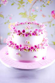 143 best birthday cakes images on pinterest beautiful cakes