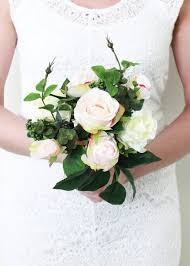 bridal flowers blush pink bouquet wedding flowers afloral