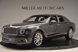 bentley mulsanne black 2016 2017 bentley mulsanne stock b1186 for sale near greenwich ct