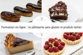 formation cuisine patisserie formation cuisine en ligne pâtisserie sans gluten ni lait