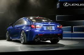 new lexus rcf 2015 lexus rc f first look motor trend
