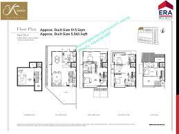 sim lim square floor plan kismis residences freehold landed toh tuck eng kong d21