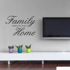 family home wall sticker oakdenedesigns com family home wall sticker oakdene designs 1