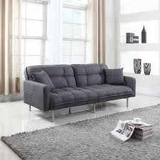 Grey Modern Sofa Sofa Grey Velvet Sleeper Sofa Grey Microfiber Sleeper Sofa Grey