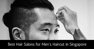 hair salons for men u0027s haircut in singapore