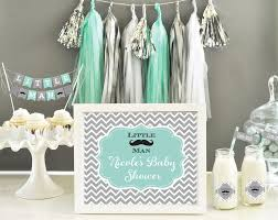 mustache baby shower decor mustache party decorations