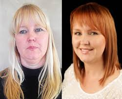 before and after hair styles of faces 452 best magical makeovers by chata romano images on pinterest