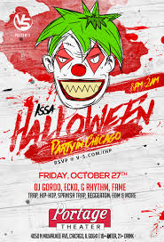 issa halloween costume party portage 18 tickets october