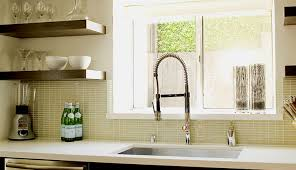 green glass tiles for kitchen backsplashes green glass tile backsplash contemporary kitchen jeff lewis