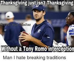 Romo Interception Meme - 25 best memes about tony romo interception tony romo