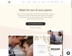 wedding websites free beautiful and creative wedding websites designs echoua