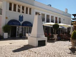 reception picture of the old village apartments vilamoura