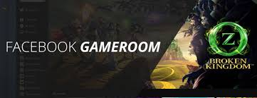 gameroom is facebook u0027s casual gaming store orena