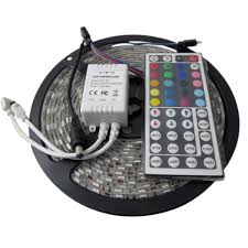 riorand 16 4ft smd 5050 waterproof 300leds rgb flexible led strip