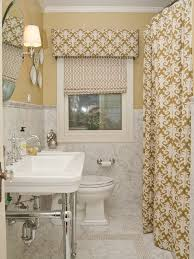 Matching Bathroom Window And Shower Curtains Shower Curtain Matching Valence Cornice Board Bed Design