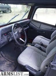 93 jeep wrangler armslist for sale trade 93 jeep wrangler yj 4 0 auto 4x4