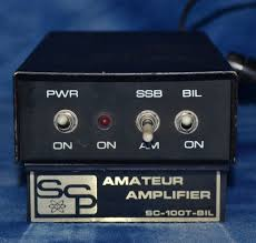 2 meter ham radio mobile linear amplifier amp for parts henry