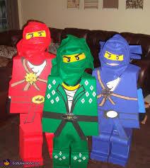 Lego Halloween Costume Lego Ninjago Costumes Boys