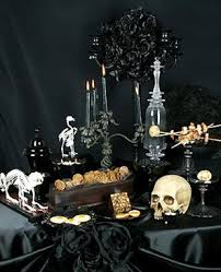 Elegant Halloween Wedding Decorations by 61 Best Spooky Elegant Halloween Decor Images On Pinterest Happy