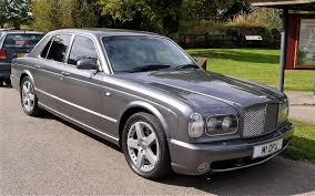 black and gold bentley bentley arnage wikipedia