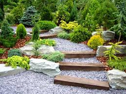 How To Build A Rock Garden Front Yard Surprising Diy Landscaping Photo Ideas Easy Build Rock