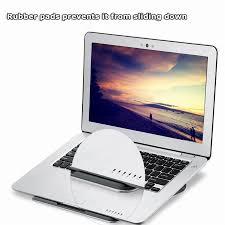 Laptop Cooling Desk by Bujian Aluminum Laptop Stand Desk Dock Holder Bracket Cooler