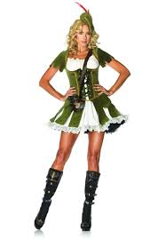 halloween costume robin thief of hearts womens robin hood costume escapade uk