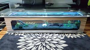 fish tank coffee table diy fish tank coffee table janellealex com