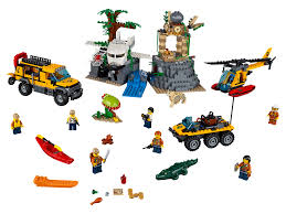 lego jurassic park jungle explorer preview lego city jungle 2017 sets