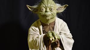 Yoda Waxwork Unveiled London Madame Tussauds U0027star Wars
