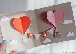 Make Valentines Card - diy ideas to make valentine u0027s day card u2013 young craze