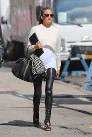 maternity fashion chrissy teigen s stylish maternity wear handbag