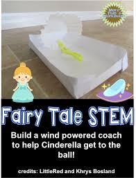Cinderella S Coach Fairy Tale Stem Cinderella Wind Powered Coach Worksheets