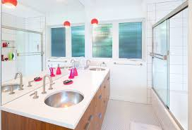 Shower Doors Seattle Seattle Sliding Shower Doors Bathroom Midcentury With Frosted