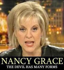 Nancy Grace Meme - cnn nancy grace show advised of new jersey case related child