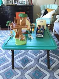 Calico Critters Play Table by Diy Children U0027s Play Table