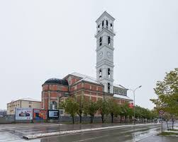 religion news st teresa cathedral consecrated in kosovo