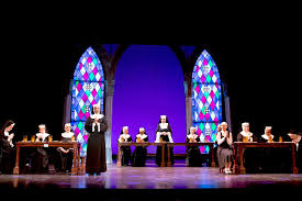 image result for act the musical set design school events
