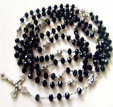 15 decade rosary jewellery charms rosary christian collectables ebay
