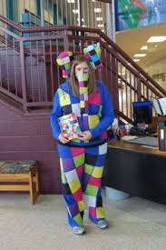 Patchwork Elephant Book - world book day elmer the patchwork elephant costume inspiration