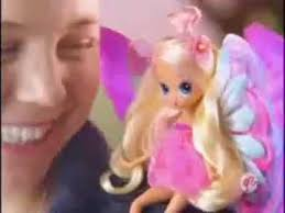 barbie thumbelina friends doll commercial