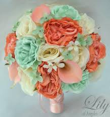 Mint And Coral Home Decor by Mint Green Wedding Centerpieces Image Collections Wedding